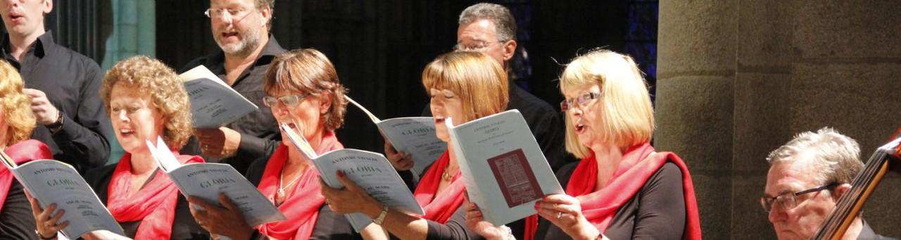 Choeur et orchestre de Guernesey