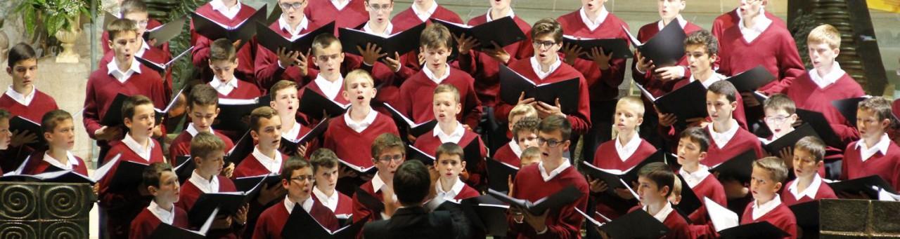 Petits chanteurs de St-Dominique